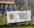 Sunnybrae 10-year-olds set scoring record in winning District 12 title