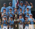 Nottingham LL 8-year-olds go 12-0 en route to two titles this summer