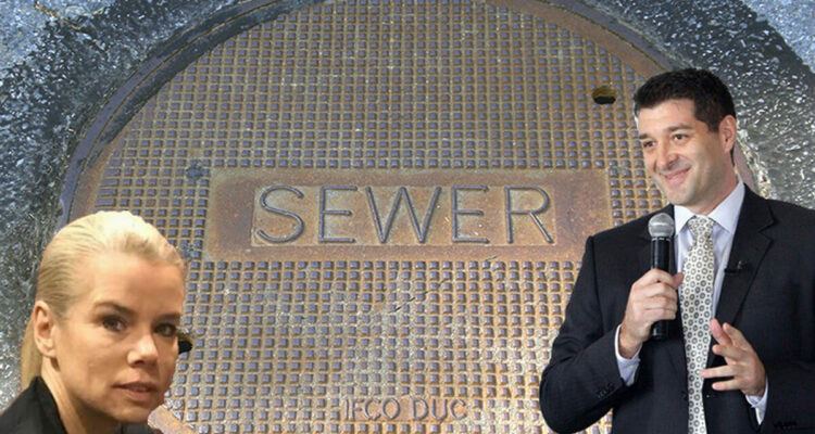 Sewer Gate Saga to be Flushed Out in Courts according to