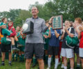 VIDEO: Jules Rules! Jim Giglio wins 300th game as Steinert freshman boys soccer coach