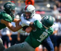 Steinert's Defense Shines in Tough Loss