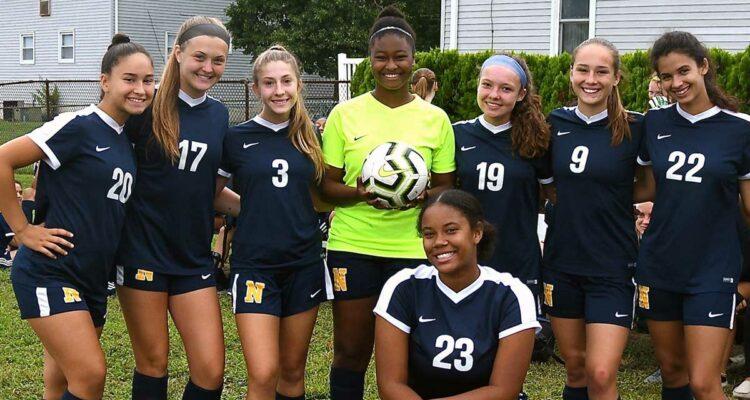 Nottingham girls soccer