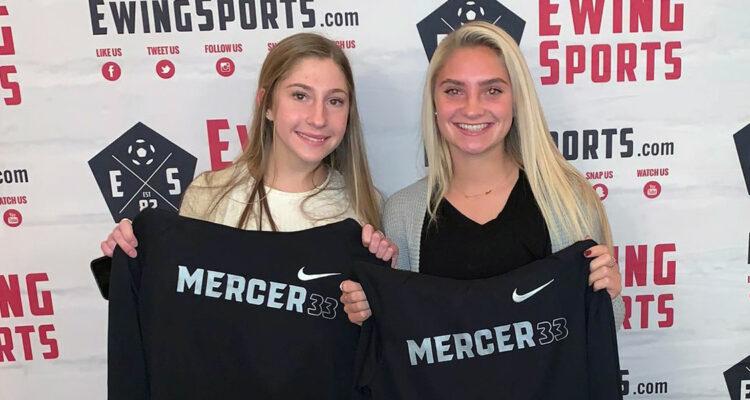 Mercer 33 Select Girls Soccer