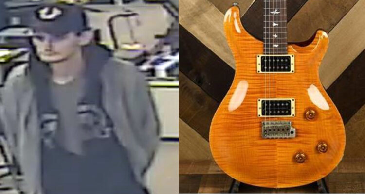 Russo's Music Store Theft