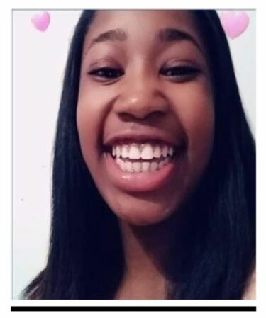 Tyana Leary missing juvenile