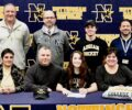 Nottingham's Truban will head to Adrian College to continue ice hockey career