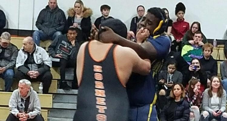 nottingham wrestling