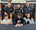 West's Joey Aponte headed for Keystone College to continue football career