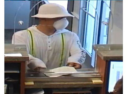 PNC broad street Bank Robber