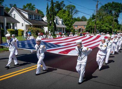 Hamilton Memorial Day Parade