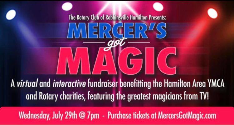 Mercer's Got Magic