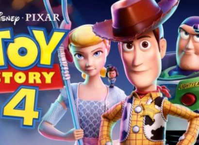Trenton Thunder Movie Night toy story 4