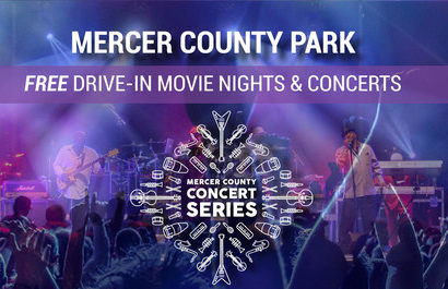 mercer county park movie night and concerts