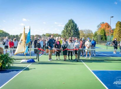 pickleball court hamilton nj